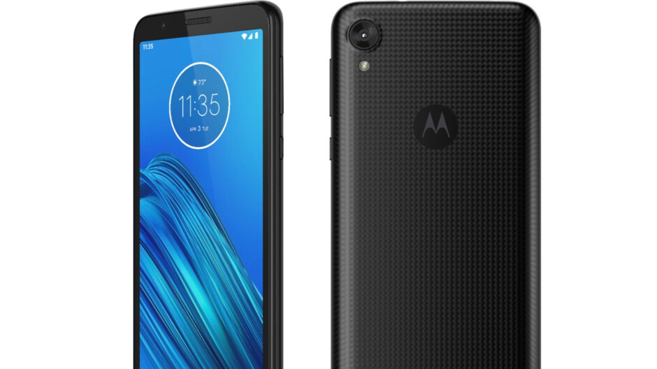 Buy a Motorola Moto E6 for just $25 at Best Buy (activation required)