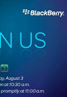 BlackBerry 9800 Slider to be introduced next Tuesday?