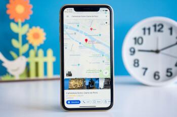 Google Maps update will help commuters plan their social distancing