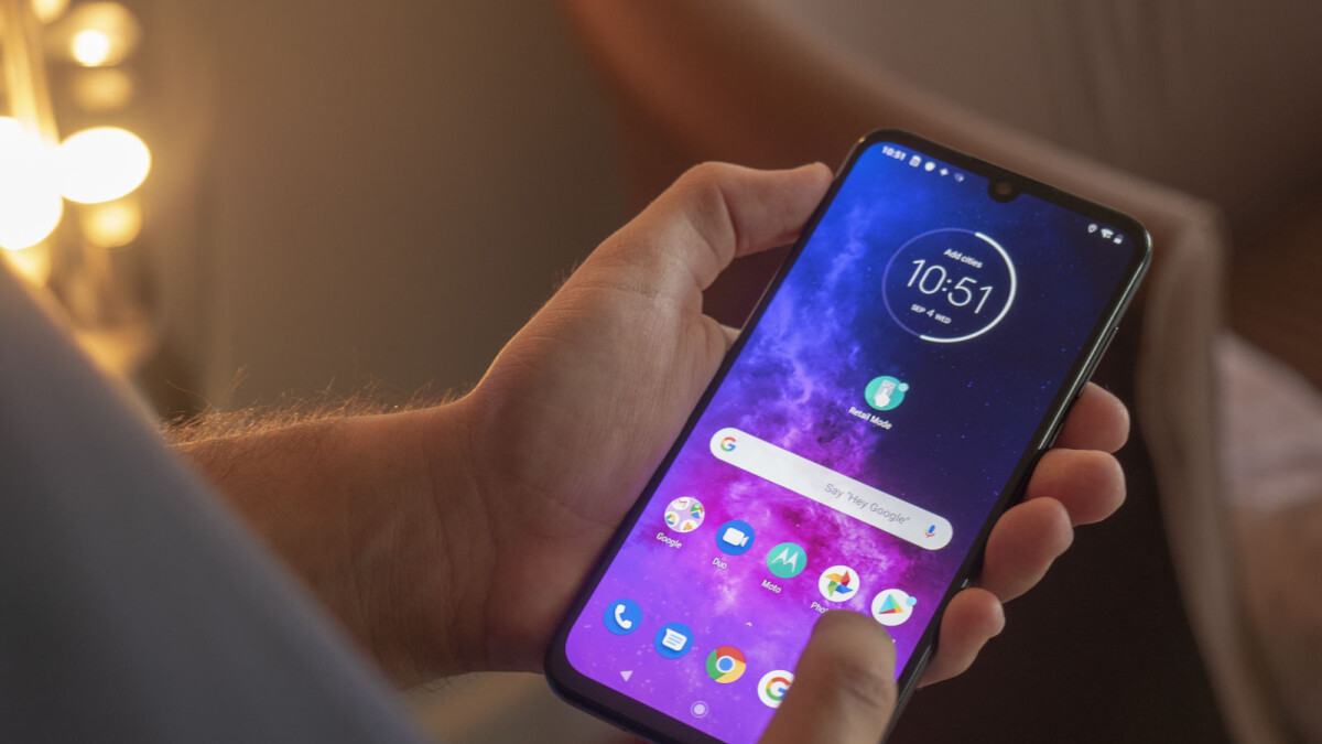 Motorola One Zoom, One Hyper, and One Action are all discounted right now