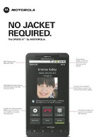 New Motorola ad takes on Apple and the iPhone 4-again