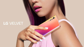 LG Velvet will have an even cheaper, non-5G version, and more colors