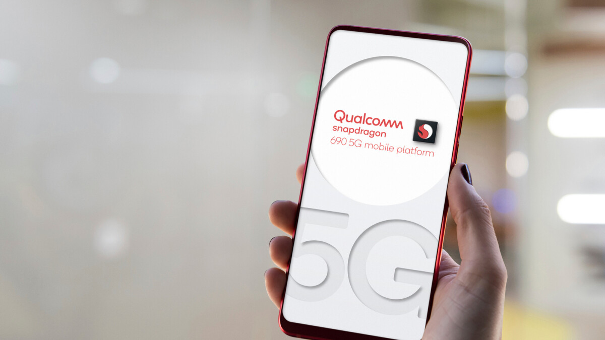 Qualcomm's new Snapdragon 690 chipset brings 5G to the masses