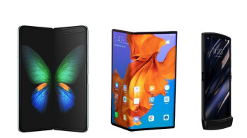 Which foldable phone design do you prefer?