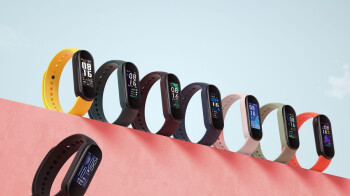 The incredibly feature-packed Xiaomi Mi Band 5 goes official at a crazy low price