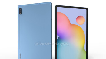 Samsung Galaxy Tab S7 (and Tab S7+) renders show off worthy but not revolutionary iPad Pro rivals