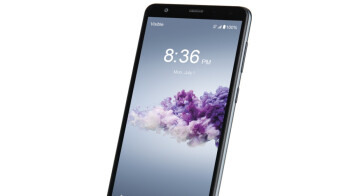 ZTE's newest dirt-cheap smartphone comes with a removable battery and Android 10