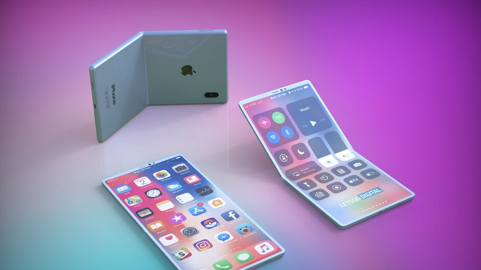Get ready for a foldable iPhone as tipster claims Apple is developing one