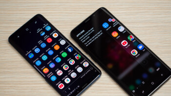 Samsung's Galaxy S9 and S9+ get their first taste of the major One UI 2.1 update