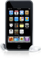 3G on the Apple iPod touch made possible by the Sprint Peel case