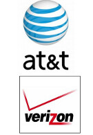 Report says that Verizon users grab more data monthly than those on AT&T