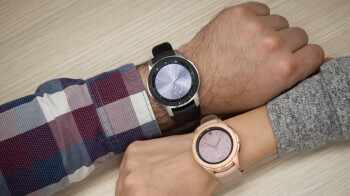 The first live Samsung Galaxy Watch 3 pictures are here