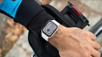Slow-motion video shows the Apple Watch protecting its circuits from water damage