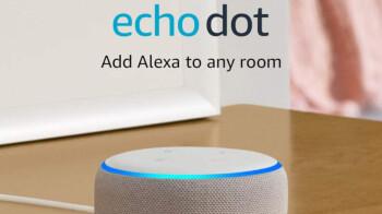Amazon's Echo Dot (3rd Gen) smart speaker is half off at Woot