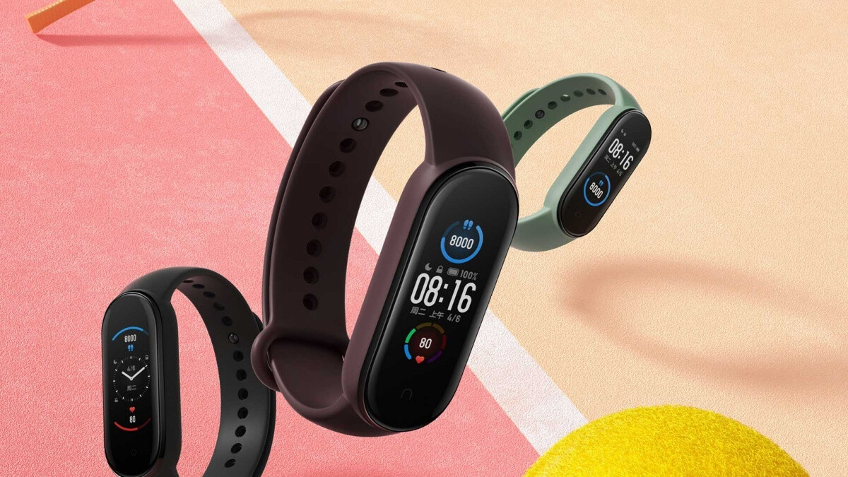 Xiaomi Mi Band 5 is sold out; new units will arrive June 30th