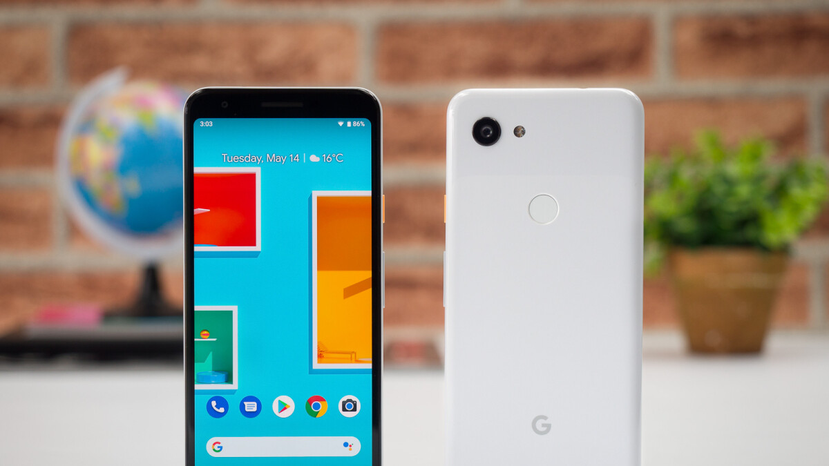 Google Pixel 3a drops to lowest price to date on Amazon
