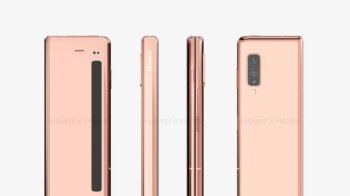 You're not going to like these Samsung Galaxy Fold 2 renders