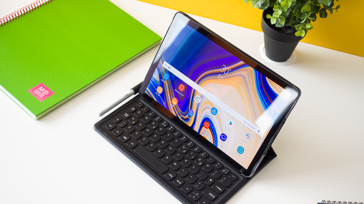 互联网信息:三星Galaxy Tab S4拥有者惊喜连连