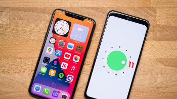 iOS 14 vs Android 11: 2020's software darlings