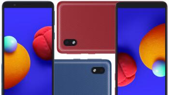 Unannounced Samsung Galaxy A01 Core looks quite ordinary