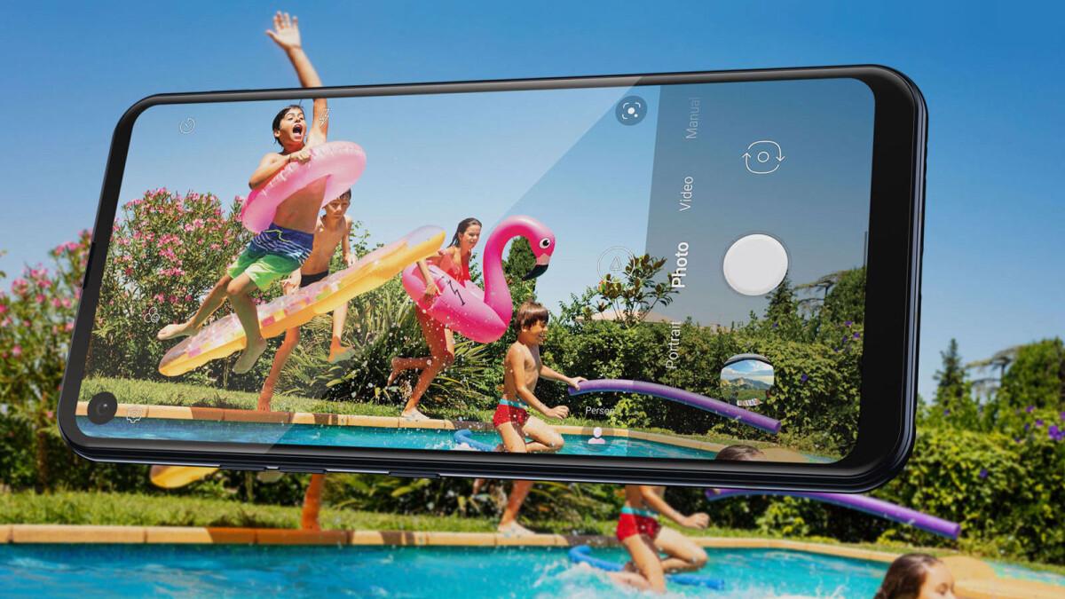 解锁的LG Q70现在可以在美国预订,包括中端规格和Android 10