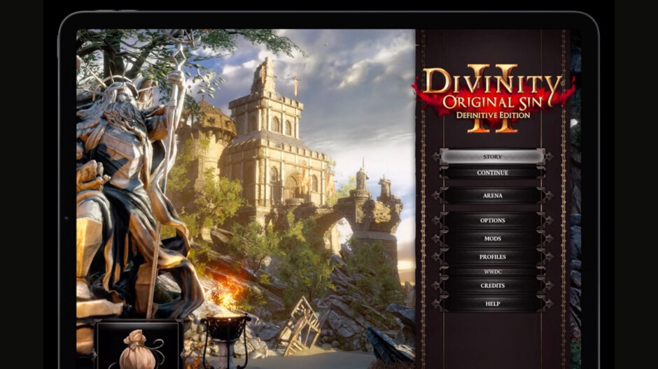 One of the best RPGs of all-time is coming soon to iPad