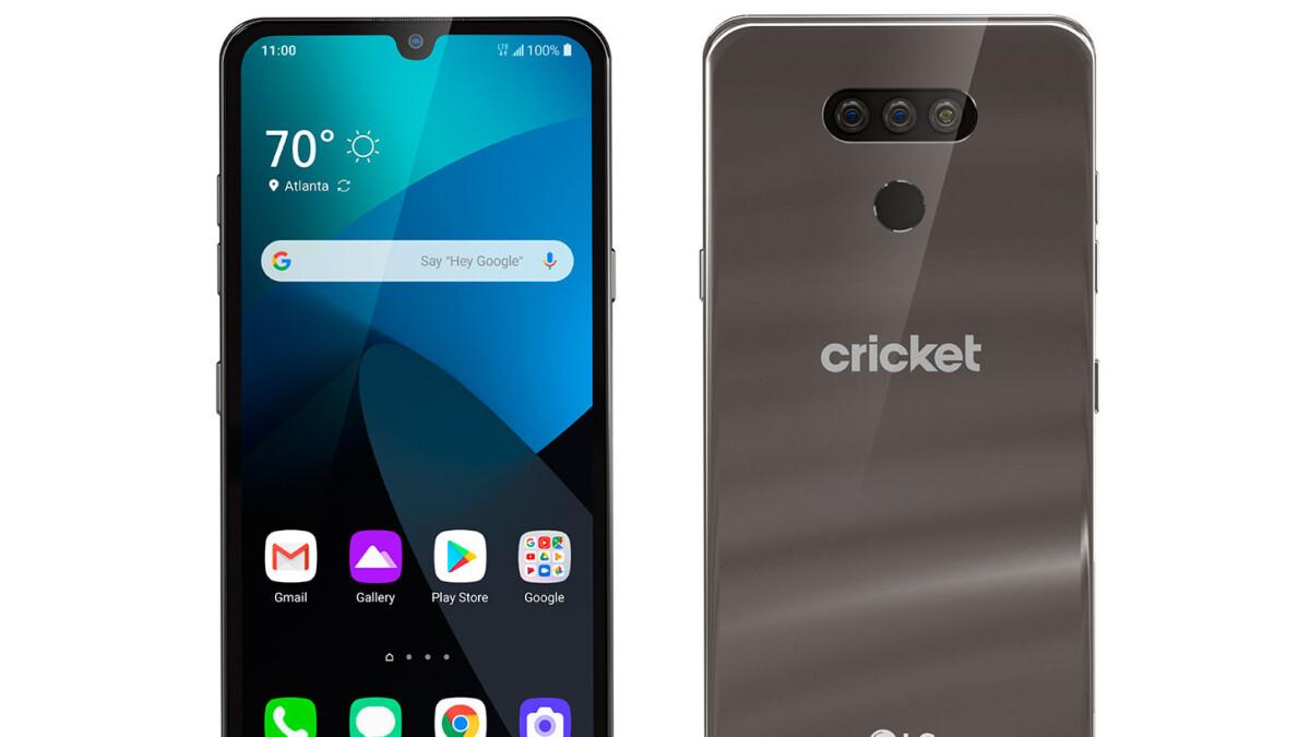 LG Harmony 4是Cricket上最新的价格适中的手机