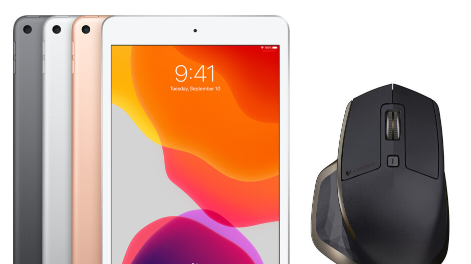 Here's how to use a mouse on your iPad, and what it's like