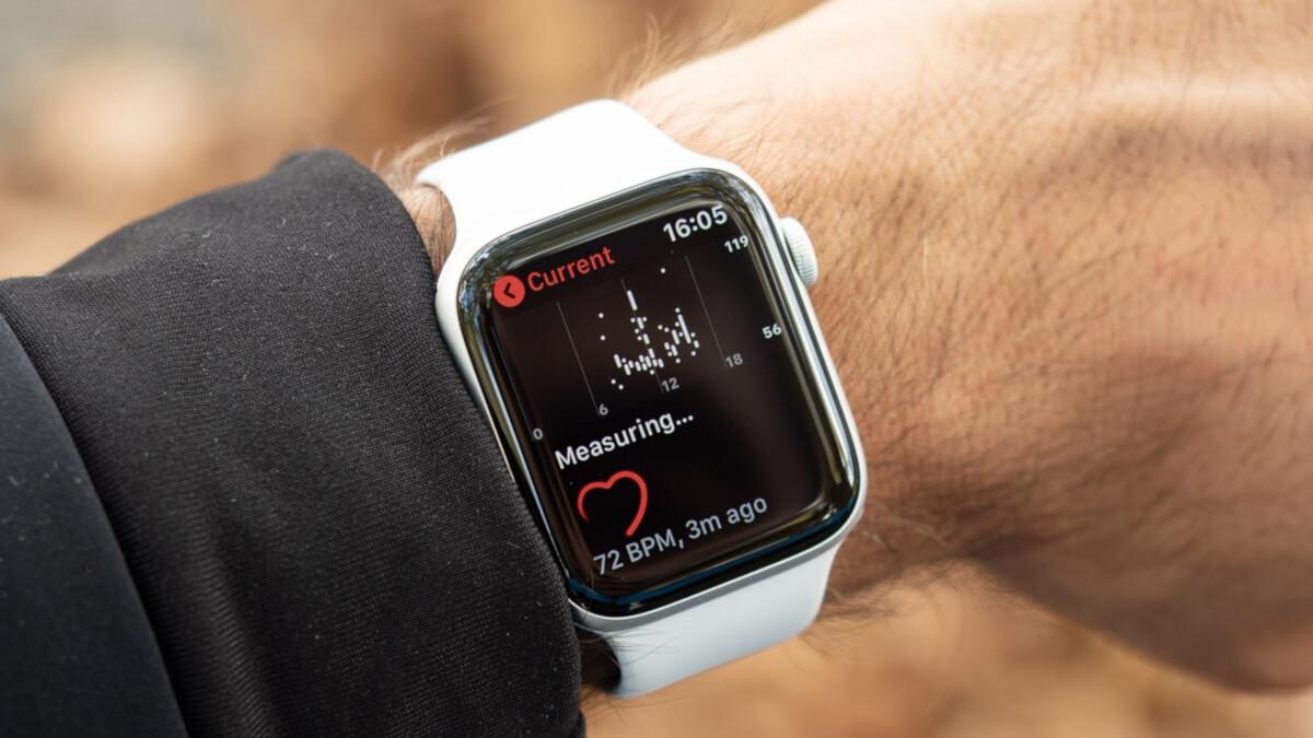 对于那些担心获得或拥有COVID-19的人来说,Apple Watch变得越来越有用
