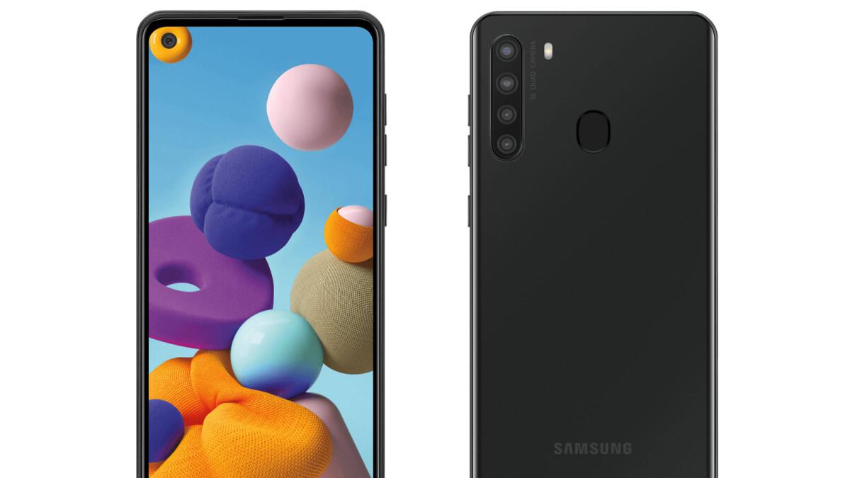 三星Galaxy A21在美国T-Mobile和Metro上发布