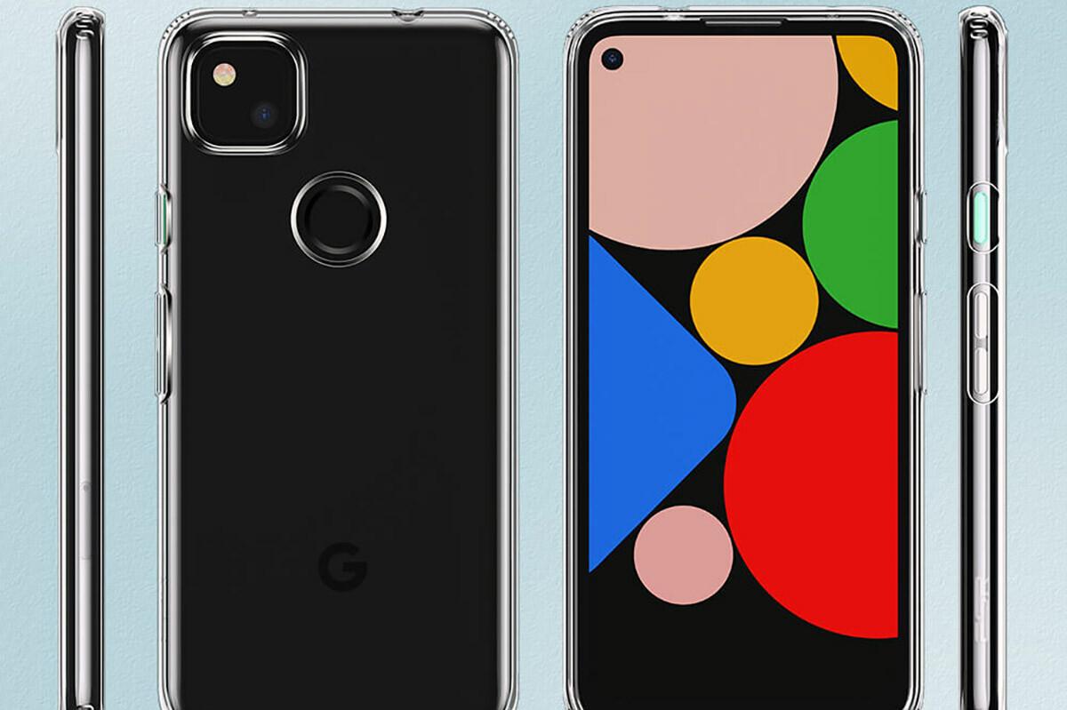 Google Pixel 4 A 5 G Phone