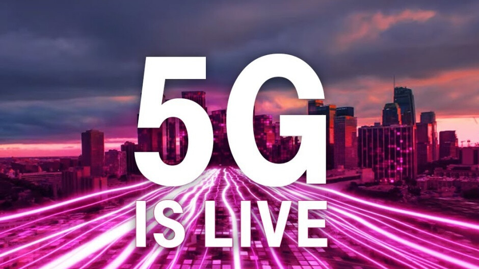 T-Mobile悄悄地将其中频带5G网络扩展到另外三个主要城市