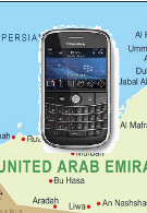 UAE to block BlackBerry devices starting in October, Saudi Arabia to follow suit?