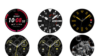 More Galaxy Watch 3 specs and Samsung's new faces leak out