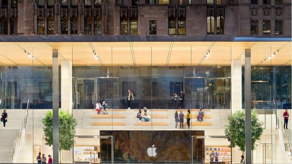您能猜出现在所有Apple Store商店都关闭的状态吗?