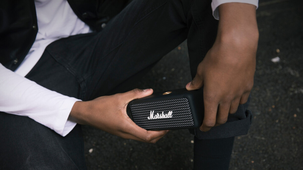 Marshall releases a brand new Bluetooth speaker, its cheapest yet