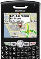Google Maps v4.4 for BlackBerry adds Places support