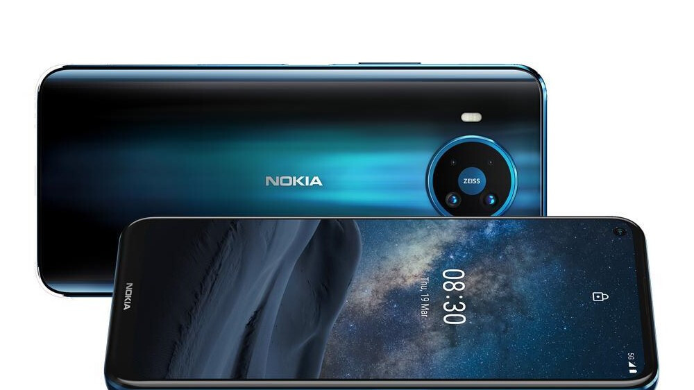 Nokia 8.3 5G gets listed by a retailer once again but it's definitely not coming soon - PhoneArena