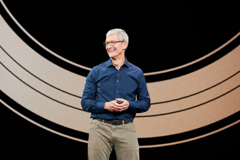 Apple CEO Tim Cook will become a free agent at the end of next year.'