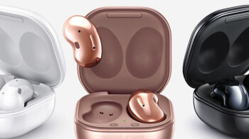Galaxy Buds Live teased by Samsung, leaked image implies they will sit securely in your ears