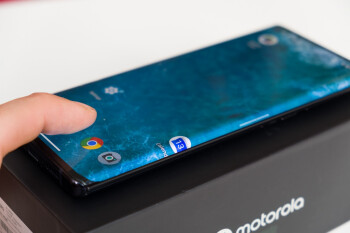 The unlocked Motorola Edge 5G goes up for pre-order at a hefty discount