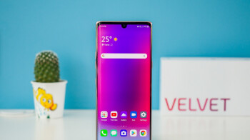 The exquisite LG Velvet 5G is deeply discounted right off the bat in the US