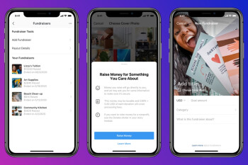 Instagram now lets you raise funds for personal causes