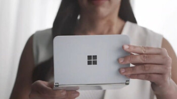 See the Surface Duo in action (sort of) on YouTube series