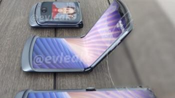 Insane Motorola Razr (2020) 5G leak reveals design for the first time