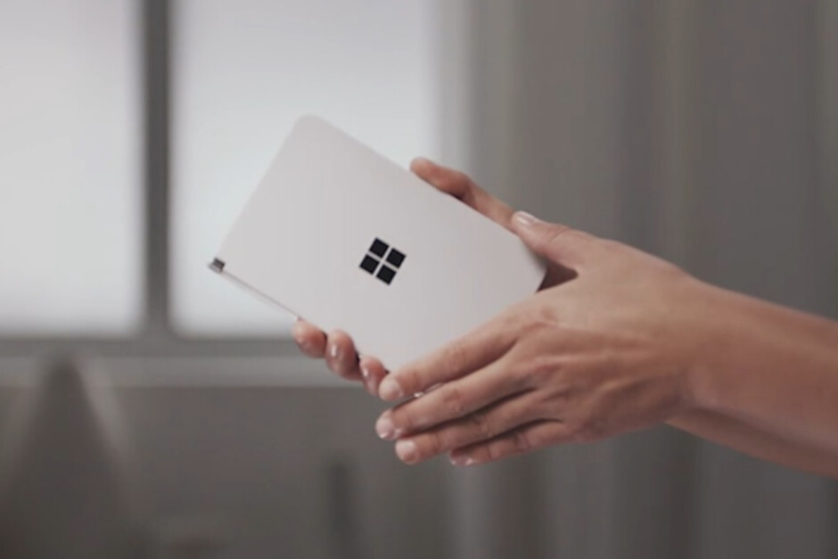 Man creates the Surface Duo using his 3D printer - PhoneArena