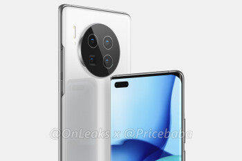 Huawei Mate 40 & Mate 40 Pro 5G leak in full with ginormous cameras, more