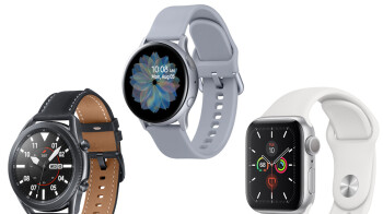 Samsung Galaxy Watch 3 vs Galaxy Watch Active 2 vs Apple Watch Series 5: design, specs and features comparison