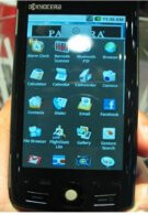 Cricket announces the $249.99 Android powered Sanyo ZIO by Kyocera