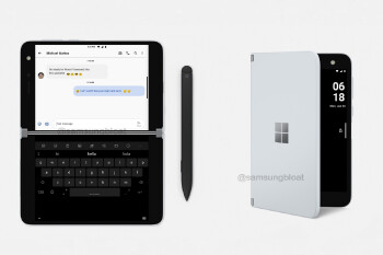 Latest Surface Duo leak reveals price, shows off accessories